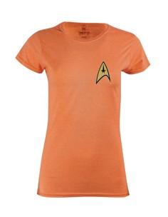Dámské tričko s potiskem Starfleet