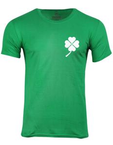 Pánské tričko s potiskem Lucky hearth