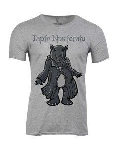 Pánské tričko s potiskem Tapír Nosferatu