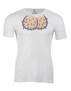Pánské tričko s potiskem Ball head