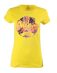 Dámské tričko s potiskem Aloha