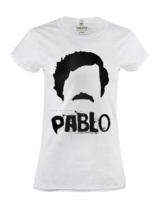 Dámské tričko s potiskem Pablo