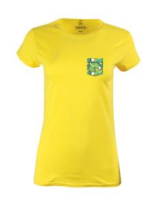 Dámské tričko s potiskem Tropocket