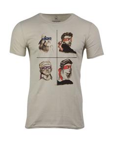 Pánské tričko s potiskem Artists
