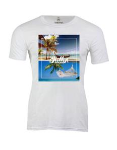 Pánské tričko s potiskem Chillin