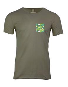 Pánské tričko s potiskem Tropocket