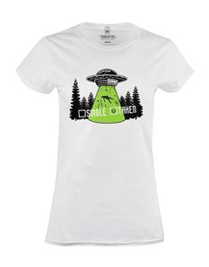 Dámské tričko s potiskem Taken