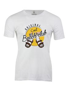 Pánské tričko s potiskem Beach club