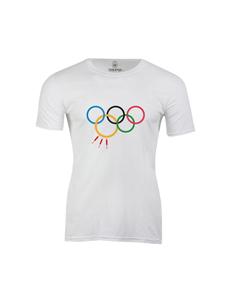 Pánské tričko s potiskem Olympic Games