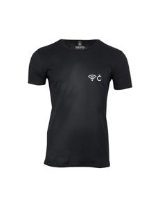 Pánské tričko s potiskem Wifič