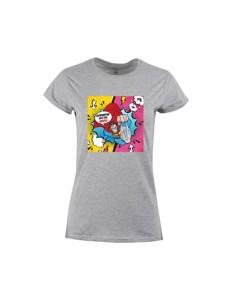 Dámské tričko s potiskem Save the world