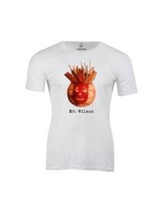 Pánské tričko s potiskem Mr. Wilson