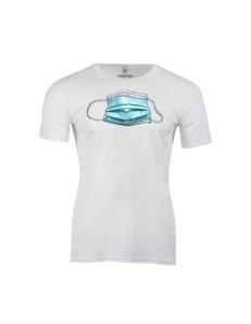 Pánské tričko s potiskem Rouška